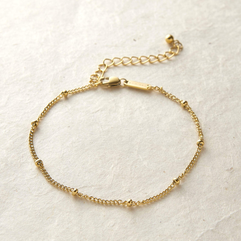 Dotted Chain Anklet - Nominal