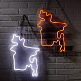 Bangladesh Neon Sign - Nominal
