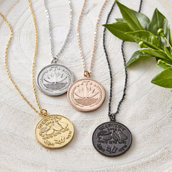 Bangladesh Coin Necklace | Women - Nominal