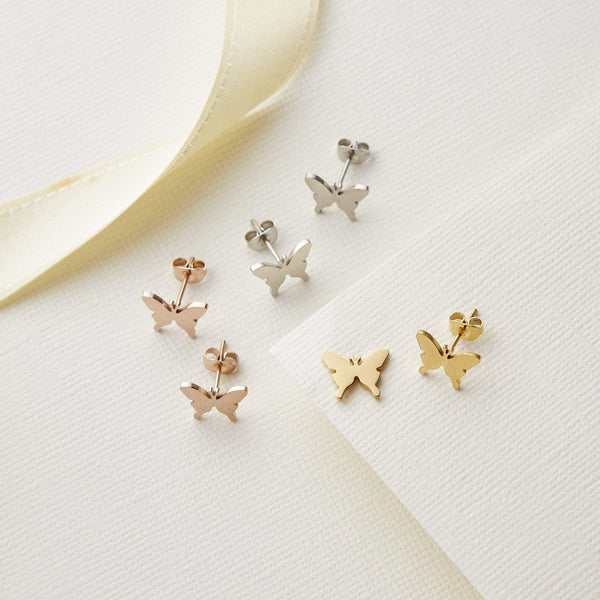 Butterfly Earrings - Nominal
