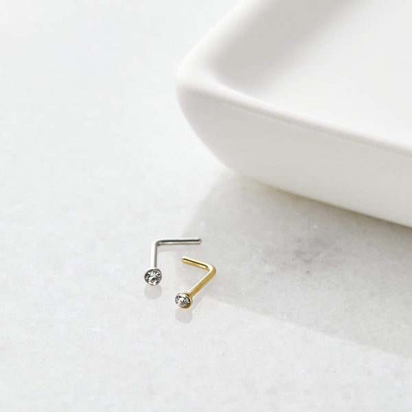 Circle Nose Stud - Nominal