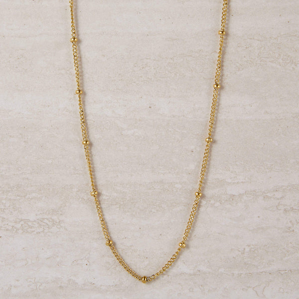 Dotted Chain Choker - Nominal