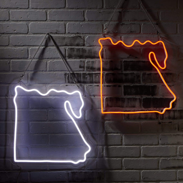 Egypt Neon Sign - Nominal
