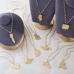 Engraved Hometown Necklace | Women - Nominal