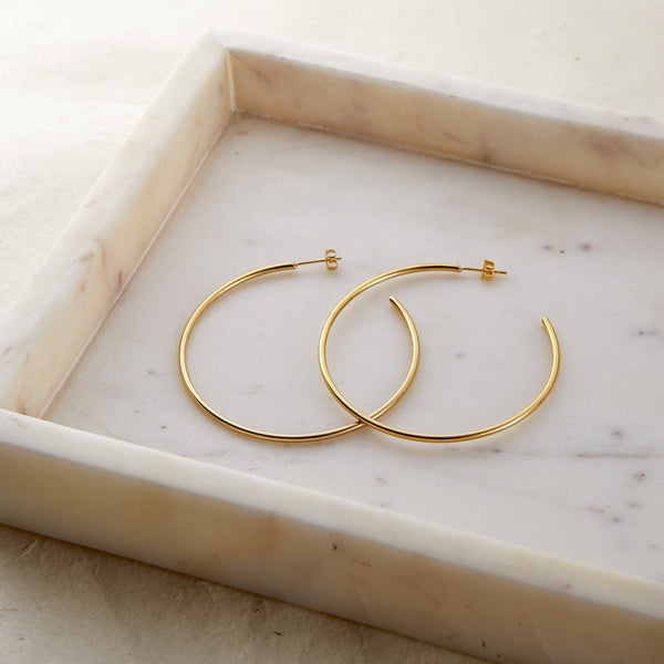 Essential Earrings | Large - Nominal