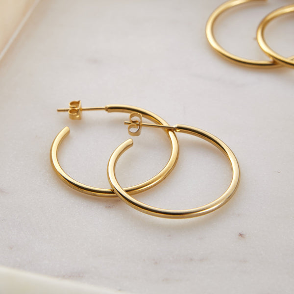 Essential Earrings | Medium - Nominal