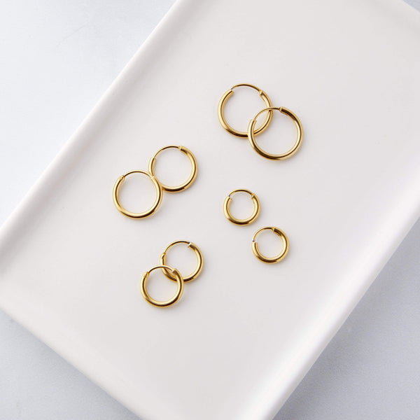 Mini Essential Earrings Set - Nominal