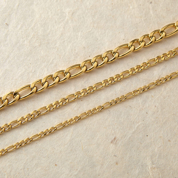 Figaro Chain Anklet - Nominal