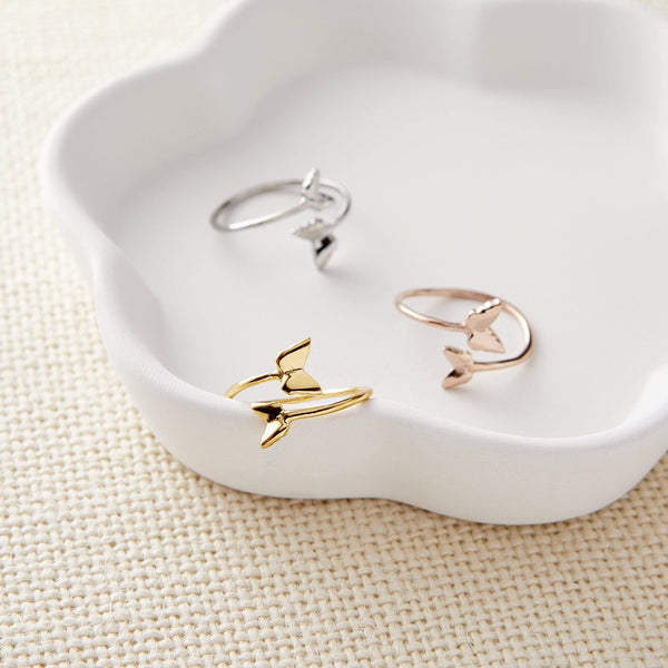 Floating Butterfly Ring - Nominal