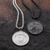 Pakistan Coin Necklace | Men - Nominal
