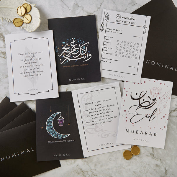 Ramadan | Eid Greeting Card - Nominal