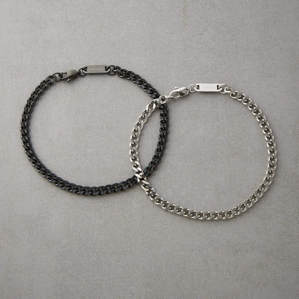 Curb Chain Bracelet - Nominal