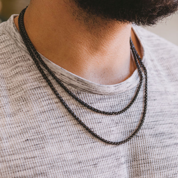 Essential Wheat Chain | Men - Nominal