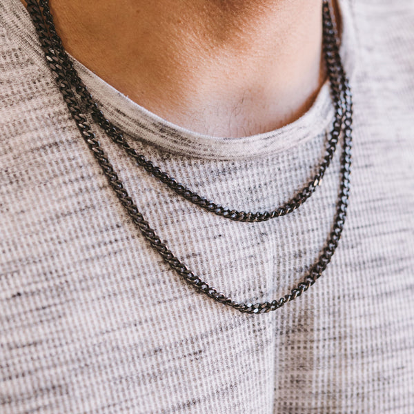 Essential Curb Chain | Men - Nominal
