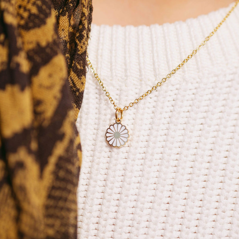 Daisy Necklace - Nominal