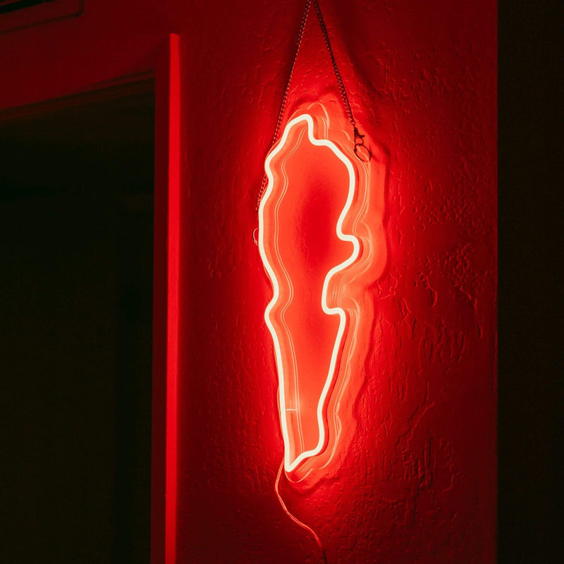 Lebanon Neon Sign - Nominal