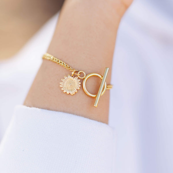 Sunflower Bracelet - Nominal