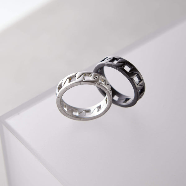 Interlock Ring | Men - Nominal