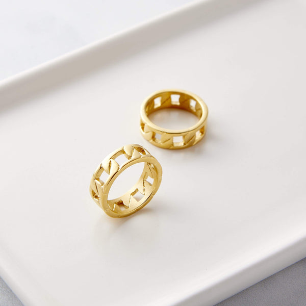 Interlock Ring | Women - Nominal