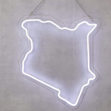 Kenya Neon Sign - Nominal