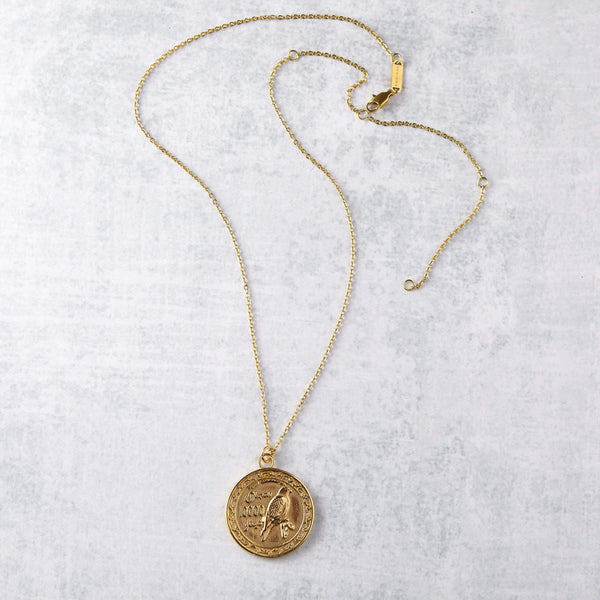 Kurdistan Coin Necklace | Women