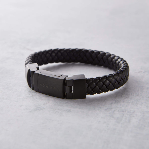 Classic Leather Bracelet - Nominal