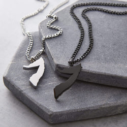 Somalia Map Necklace | Men - Nominal