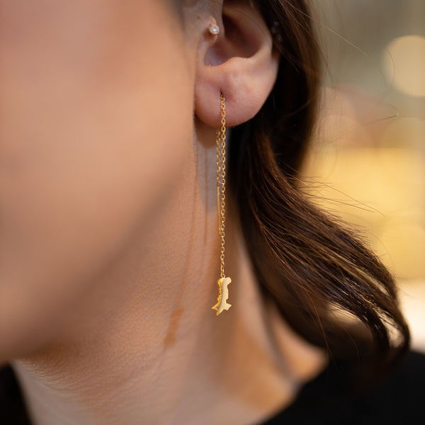 Earrings | Choose Your Hometown - Nominal