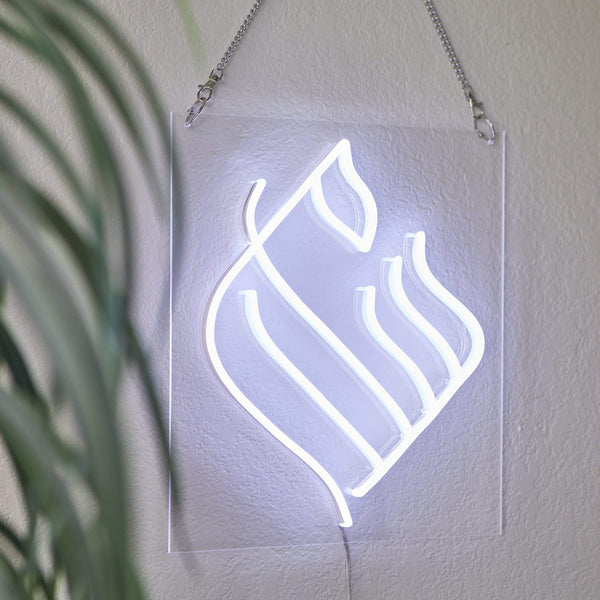 Peace | سلام Neon Sign - Nominal