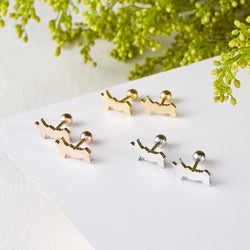 Pakistan Stud Earrings | Women - Nominal