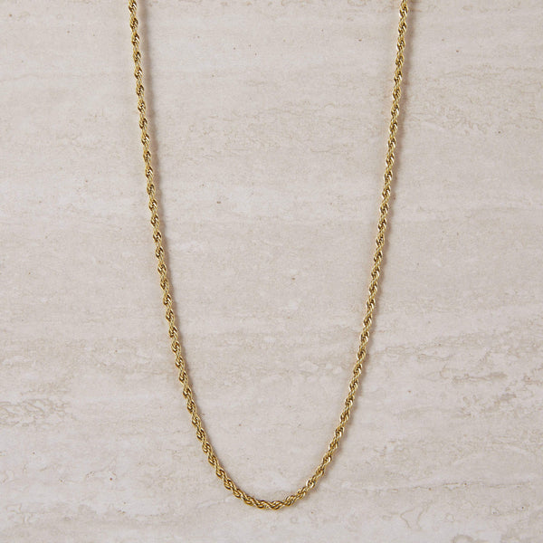 Rope Chain Choker - Nominal