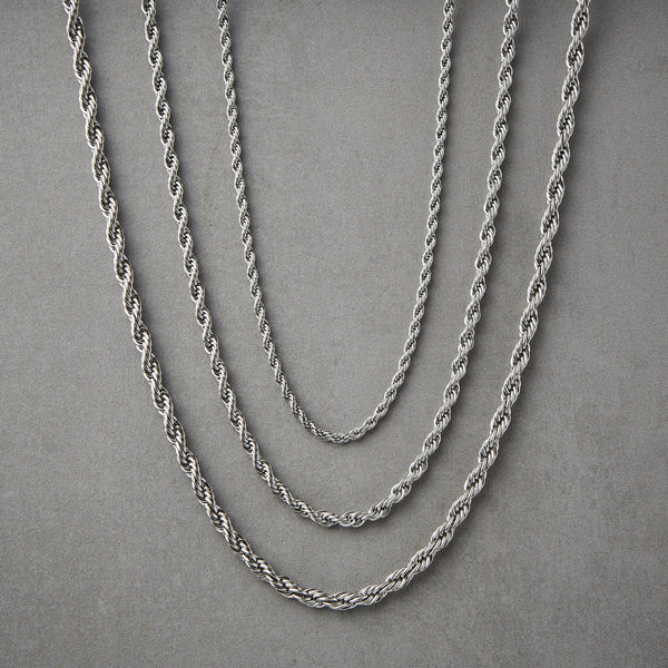 Essential Rope Chain | Men - Nominal