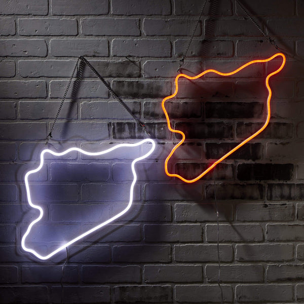 Syria Neon Sign - Nominal