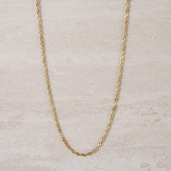 Twisted Chain Choker - Nominal