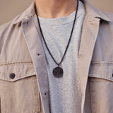 Iraq Coin Necklace | Men - Nominal