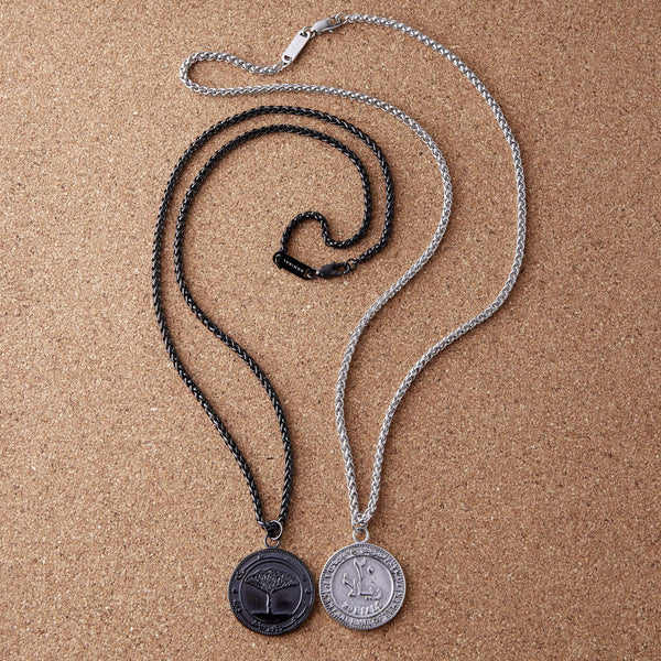 Yemen Coin Necklace | Men - Nominal
