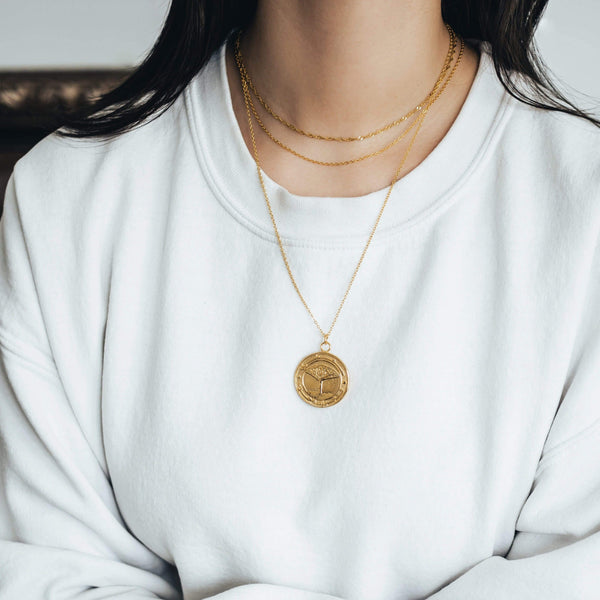 Yemen Coin Necklace | Women - Nominal