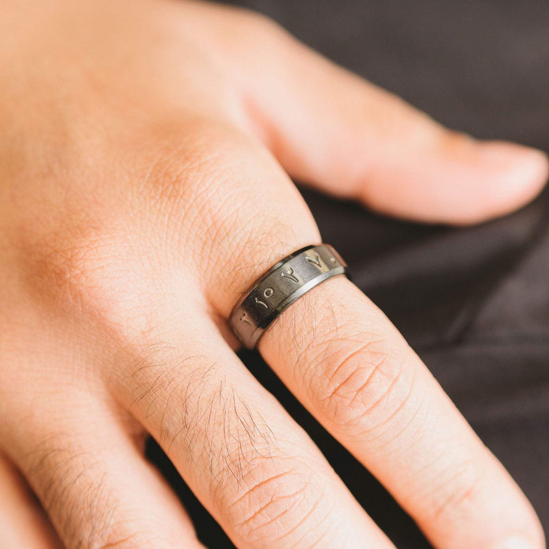 Medina Coordinates Ring | Men - Nominal