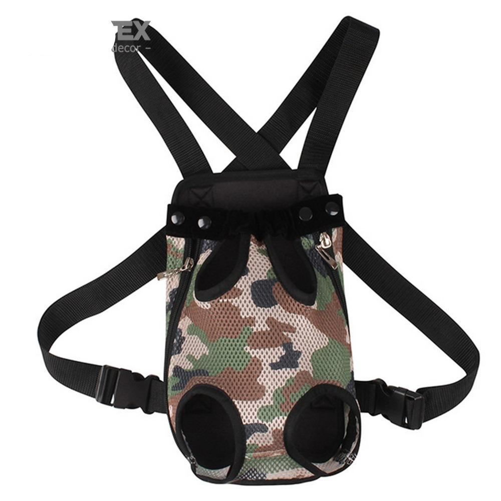 Camouflage Dogs Carrier Bag - Diddo Furry Tails Pet Store
