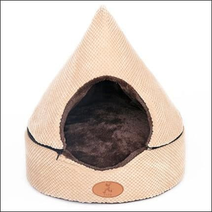 Cat Tent Soft Warm Bed House - Diddo Furry Tails Pet Store
