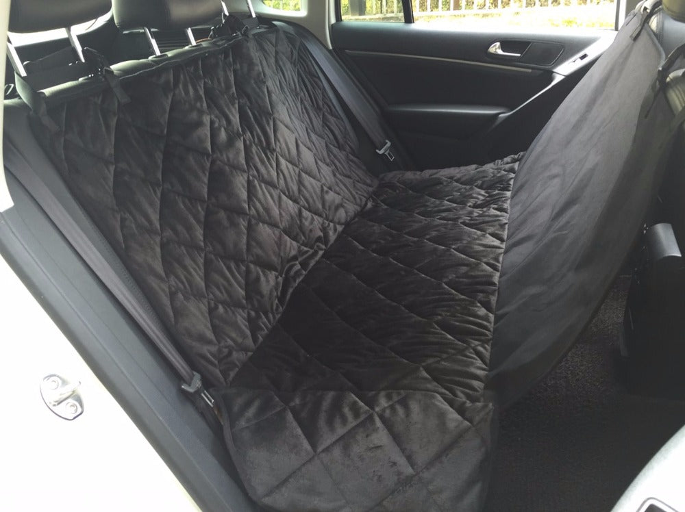 Car Rear Seat Dog Carrier Cover - Diddo Furry Tails Pet Store