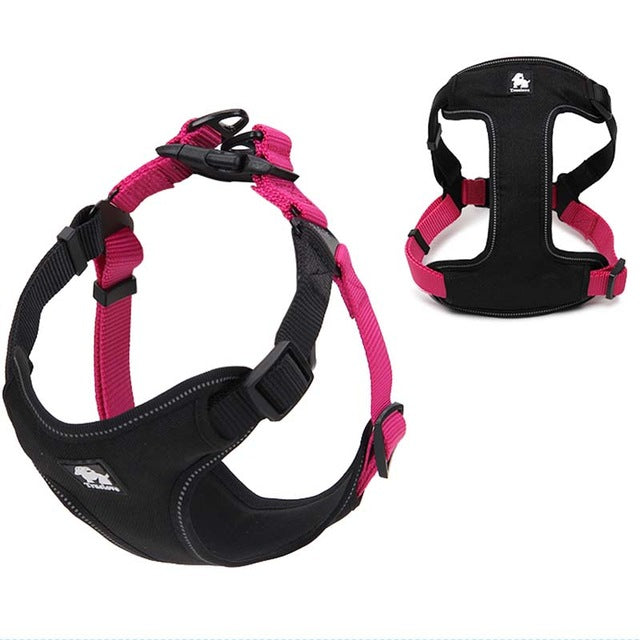 Adjustable Escape Proof Dog Harness - Diddo Furry Tails Pet Store
