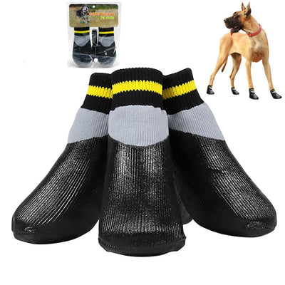 Nonslip Anti-stain Dog Socks - Diddo Furry Tails Pet Store