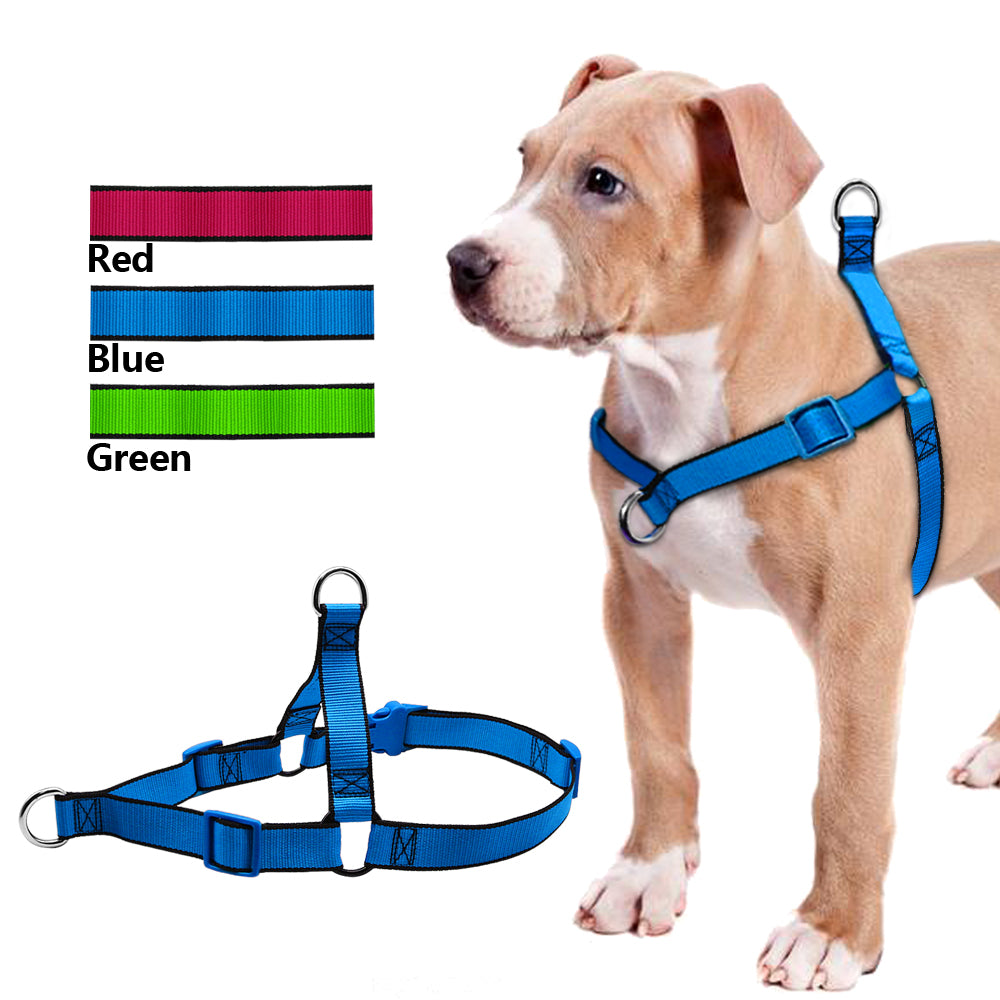 Length Adjustable Step In Walking Dog Harness - Diddo Furry Tails Pet Store