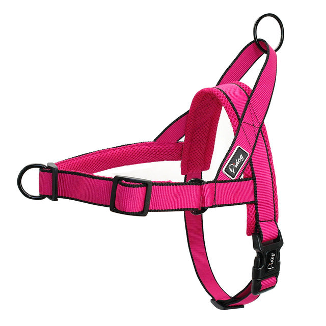 Quick Fit Nylon Dogs Harnesses - Diddo Furry Tails Pet Store