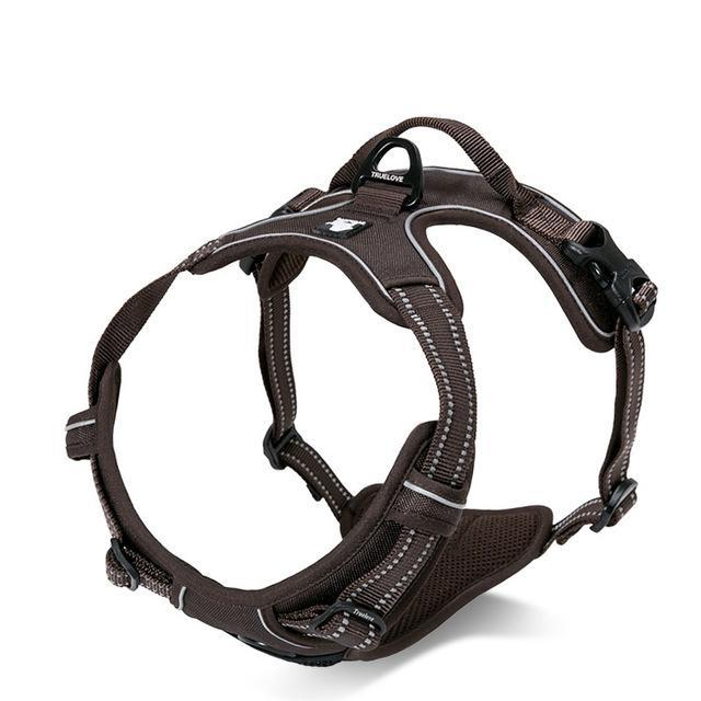 Front Range Reflective Nylon Dog Harness - Diddo Furry Tails Pet Store