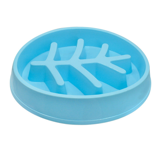 Anti-Choking Dog Feeder Bowl - Diddo Furry Tails Pet Store