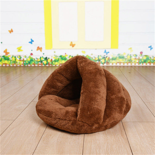 Super soft Cat Bed House - Diddo Furry Tails Pet Store