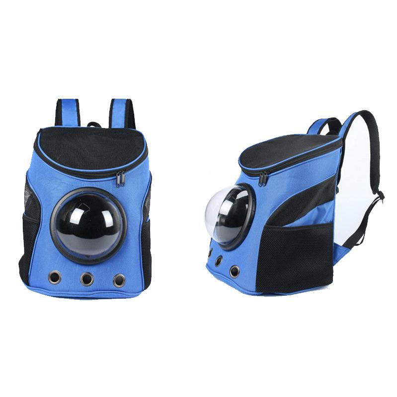 Capsule Shaped Travel Dog Carrying Backpack - Diddo Furry Tails Pet Store