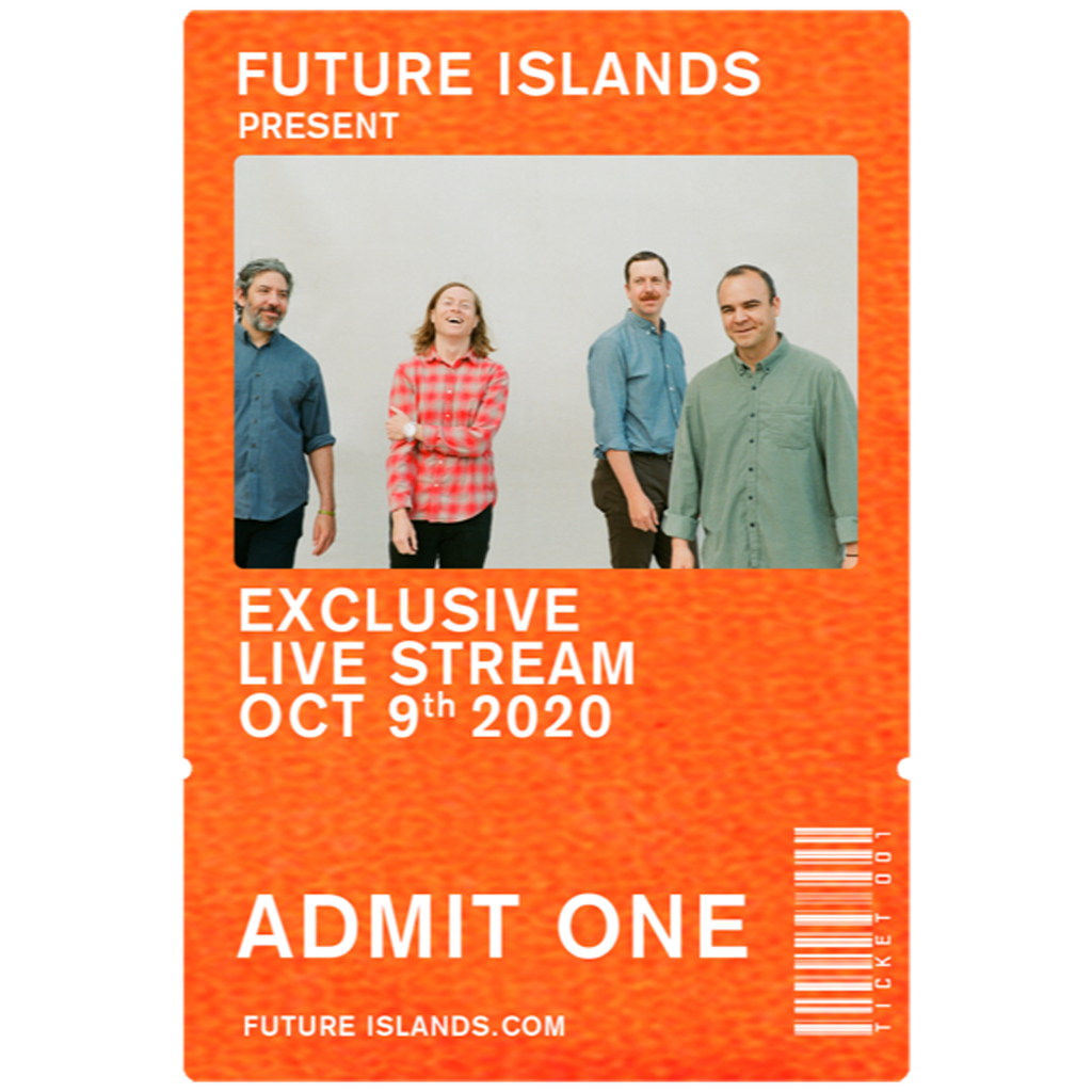 As Long As You Are Live Stream Concert Ticket (October 9th)